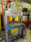 Dake PSS-70 70 Ton H-Frame Hydraulic Press