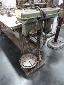 Cummins Machinery C1120 Heavy Duty Drill Press