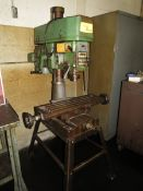 RF RF-30 Drilling and Milling Machine