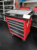 Craftsman 5-Drawer Mobile Toolbox