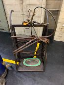 Oxy-Acetylene Cart