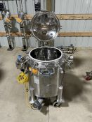 DCI 100L Stainless Steel Vessel