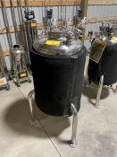 150L Stainless Steel Vessel