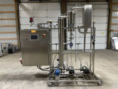 2018 Pinnacle Stainless Solvent Recovery Skid