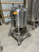 2007 Stainless Technology 200L Stainless Steel Portable Product Vessel