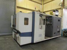 2000 Mori Seiki MH-500 Horizontal 4-Axis CNC Machining Center