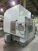 2007 Hyundia Kia Machine HIV50D Vertical 3-Axis CNC Machining Center