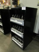 (75) Assorted CAT 50 Tool Holders and Tooling