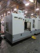 2004 Doosan Mecatec REVO 3020 Vertical 3-Axis CNC Milling Machine