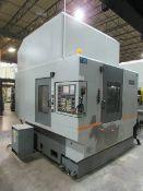 2009 Hyundia Kia Machine HIV50D F0i-MC Vertical 3-Axis CNC Machining Center