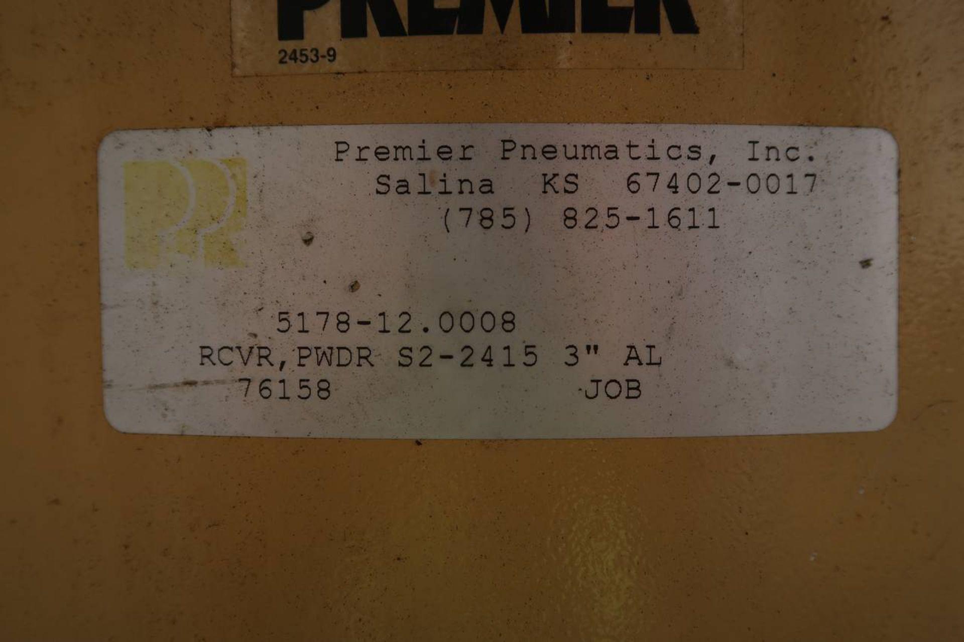 Premier Pneumatics S2-2415 Vacuum Hopper - Image 3 of 3