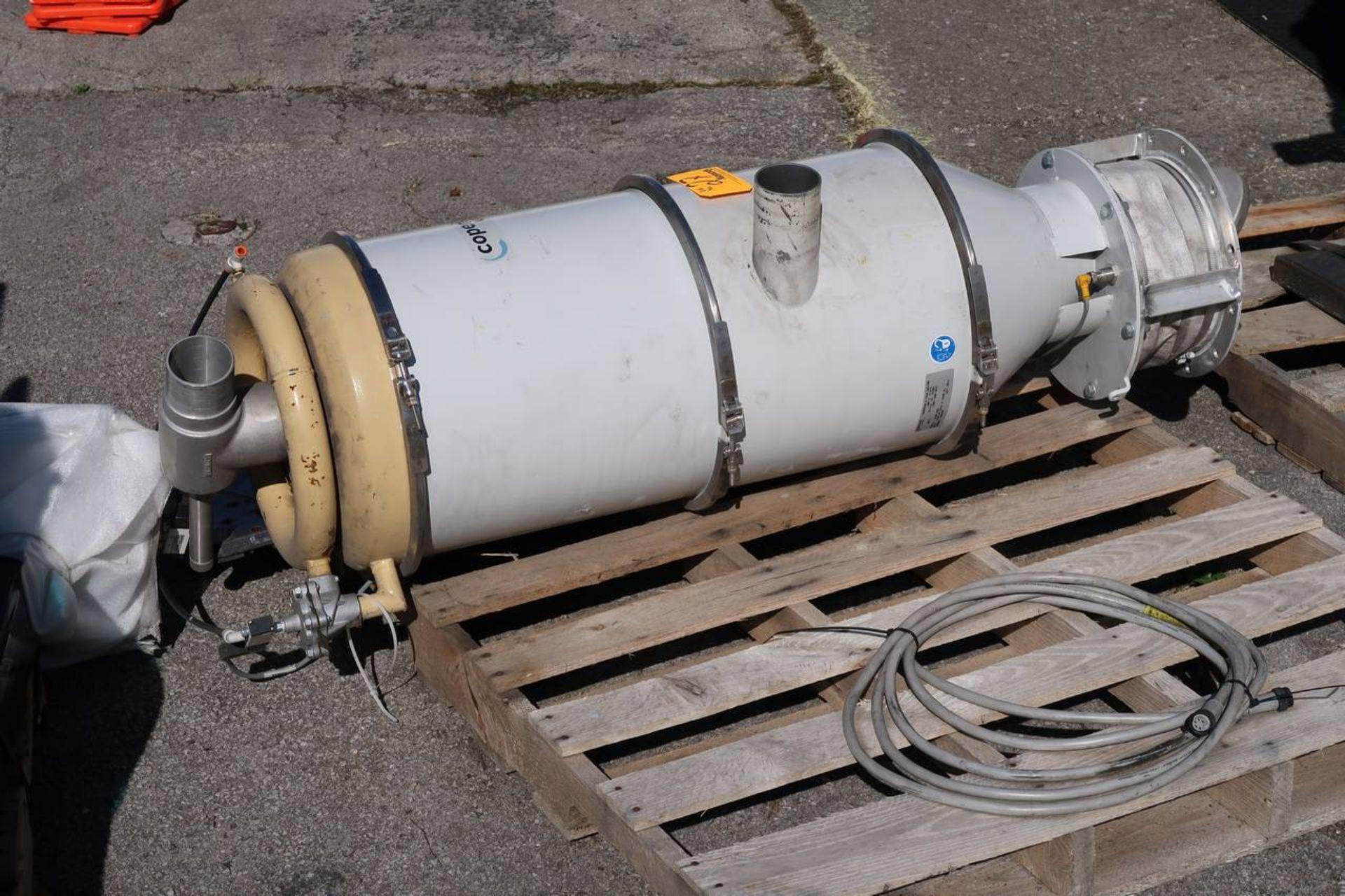 Coperion K-Tron 5189-40M Vacuum Hopper - Image 2 of 4