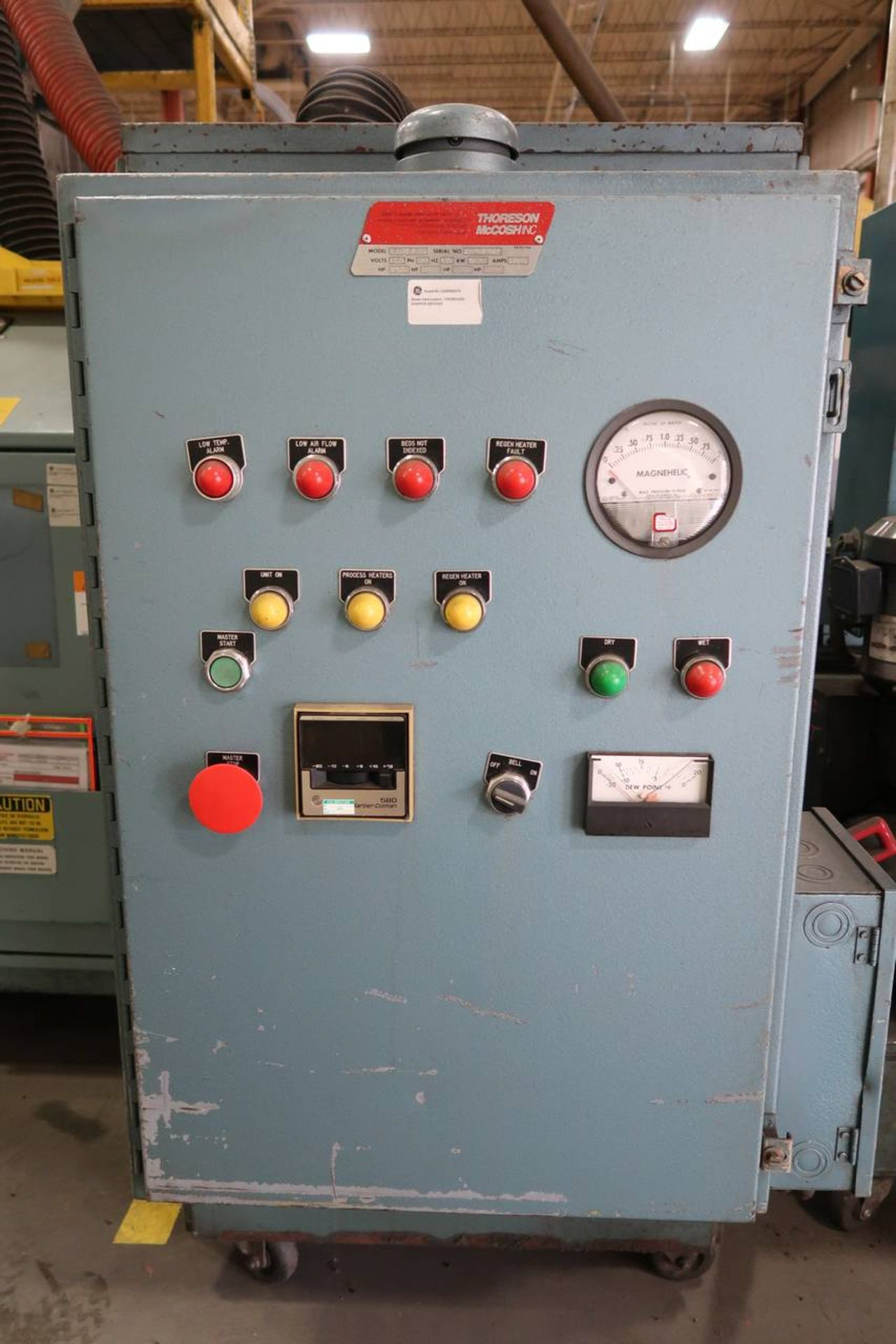 1986 HPM 400-TP-20 400-Ton Thermo Plastic Injection Molding Press - Image 38 of 40