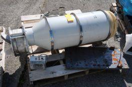 Coperion K-Tron 5189-40M Vacuum Hopper