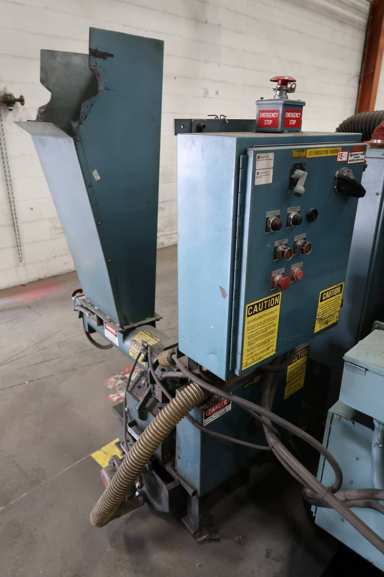 1986 HPM 400-TP-20 400-Ton Thermo Plastic Injection Molding Press - Image 25 of 40