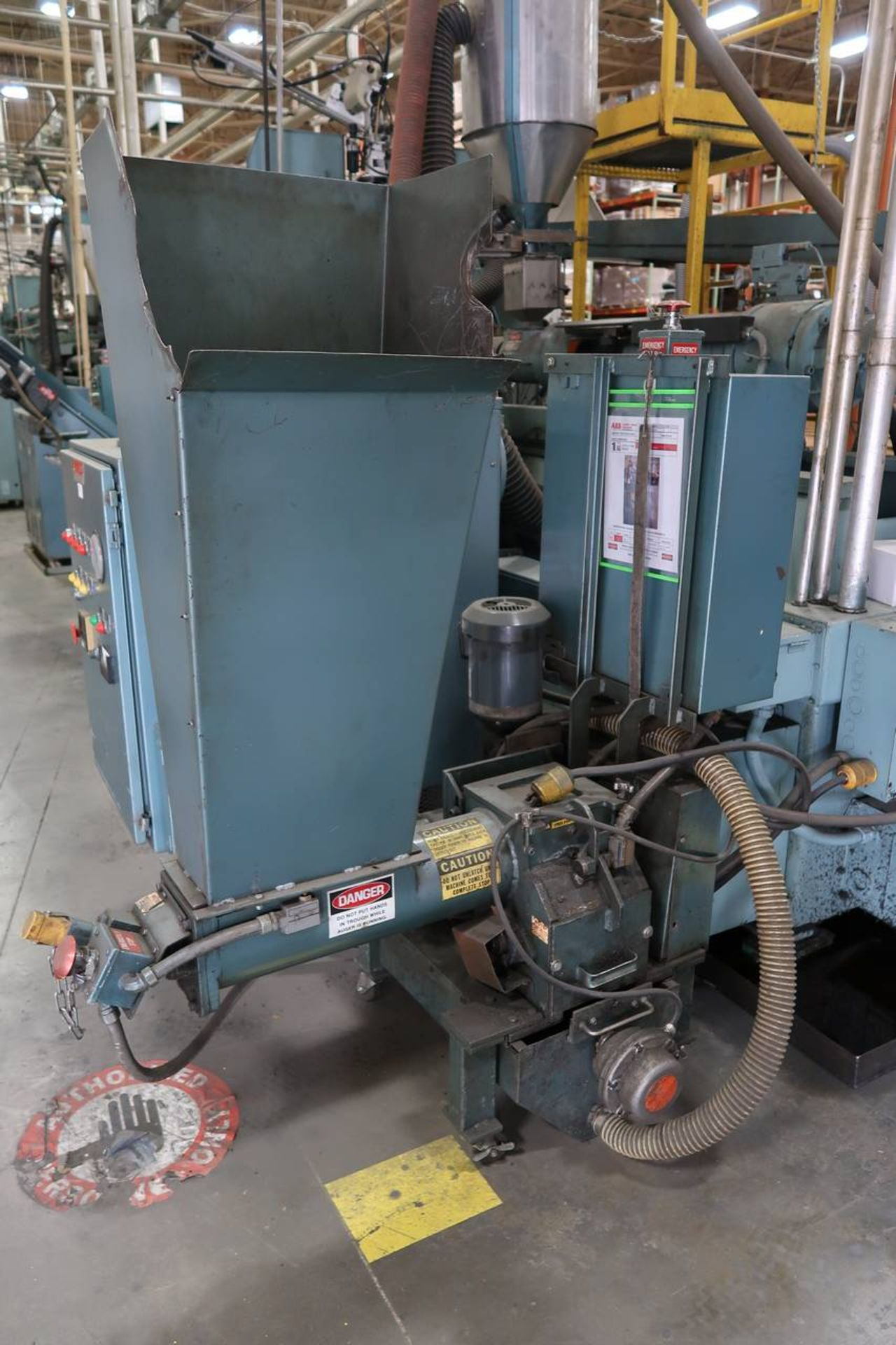 1986 HPM 400-TP-20 400-Ton Thermo Plastic Injection Molding Press - Image 24 of 40