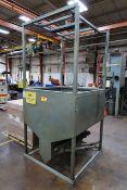 Steel Super Sack Material Hopper