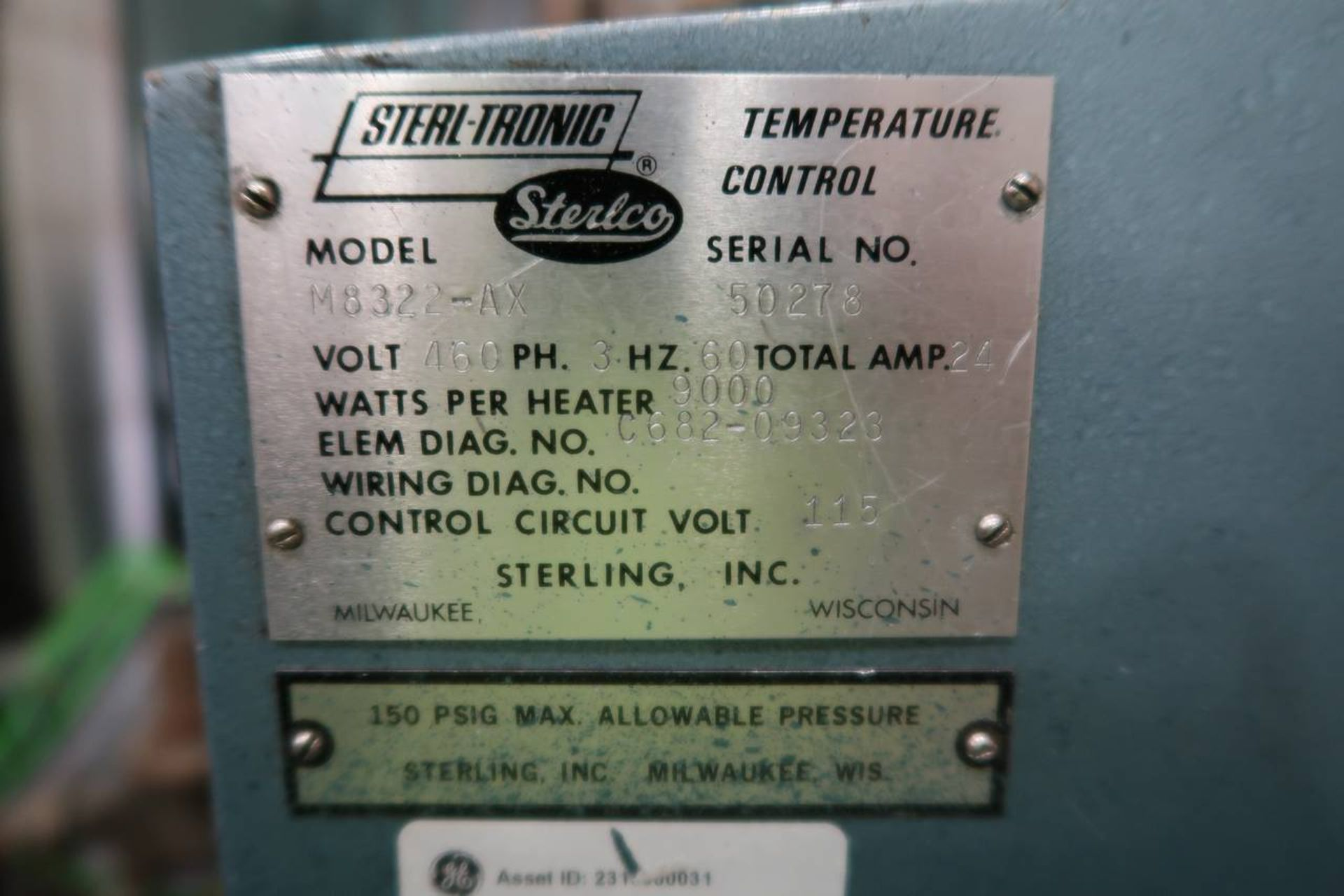 1986 HPM 400-TP-20 400-Ton Thermo Plastic Injection Molding Press - Image 32 of 40