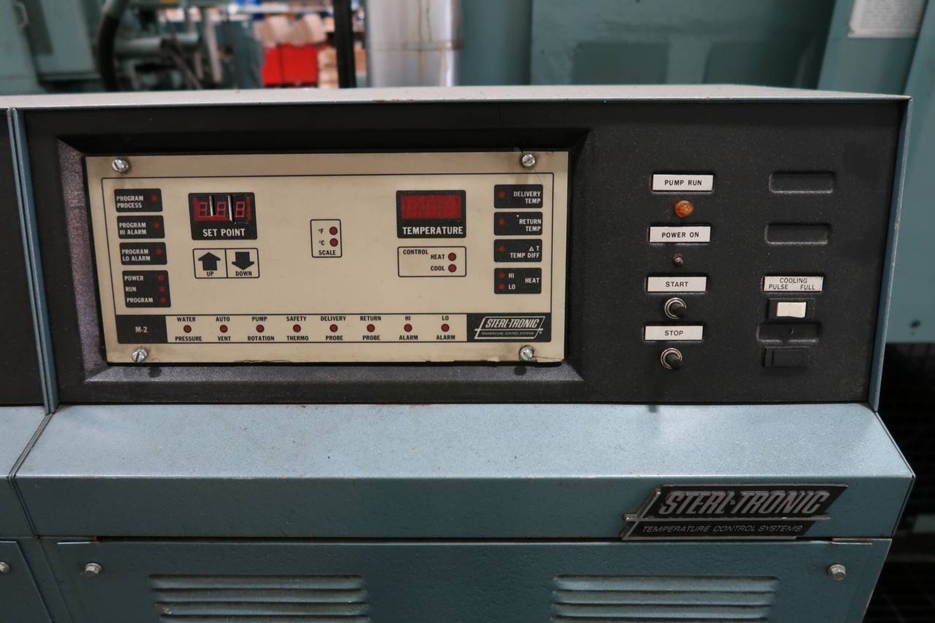 1986 HPM 400-TP-20 400-Ton Thermo Plastic Injection Molding Press - Image 30 of 40