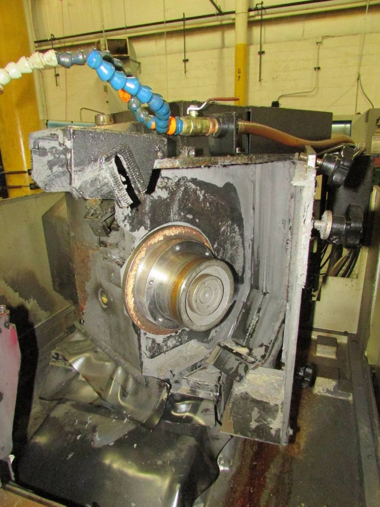 2012 Toyoda/ JTEKT 45m Select G II CNC OD Cylindrical Grinder - Image 4 of 21