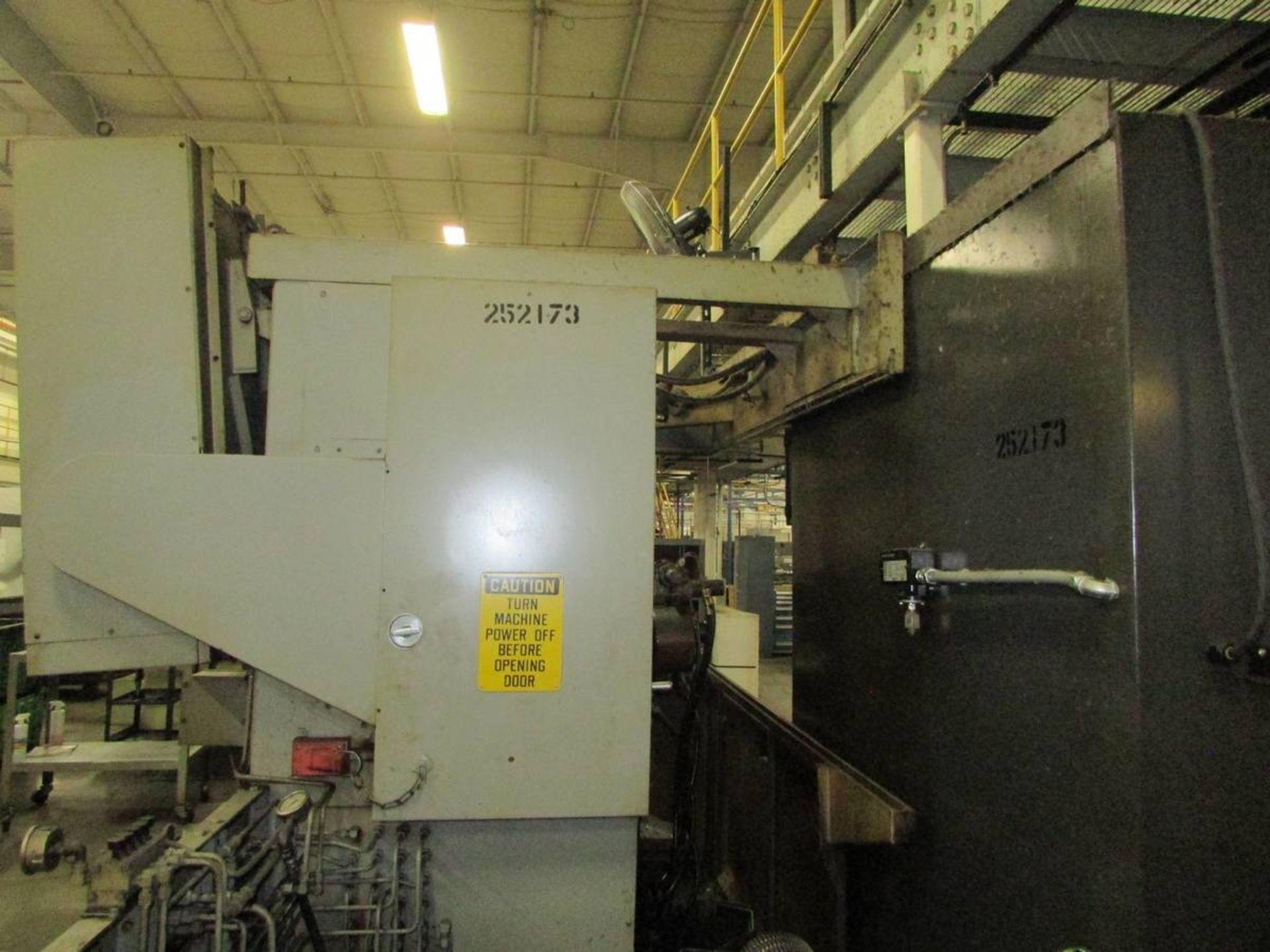 Cleveland/ Waterbury Farrel CR300-612-002 Universal CNC Gear Hobbing Machine - Image 15 of 19