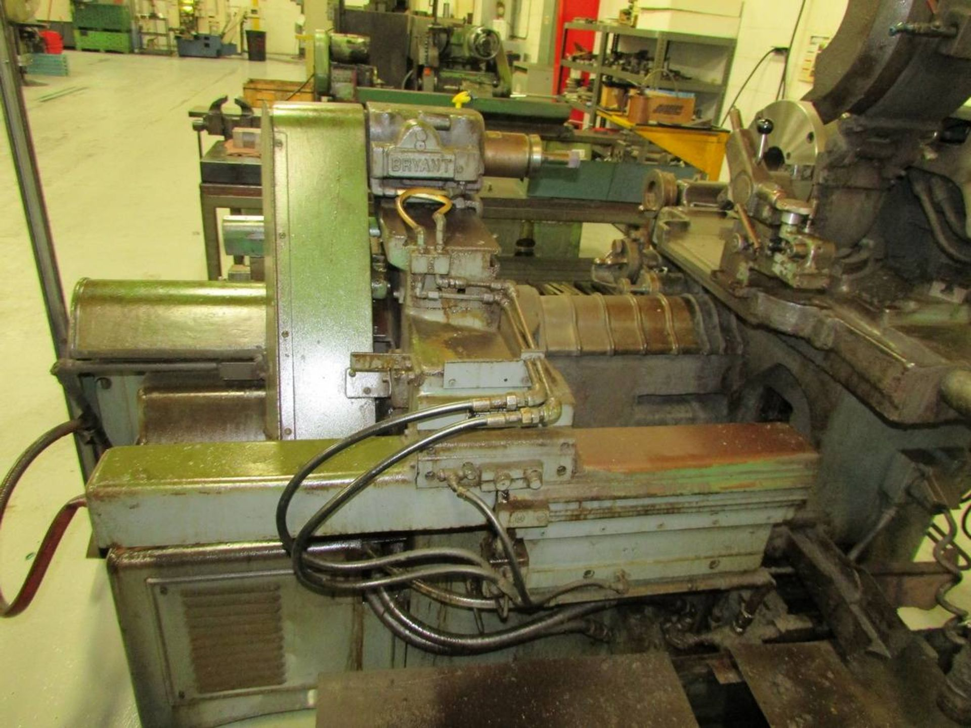 1981 Bryant 1116 ID Cylindrical Grinder - Image 18 of 20