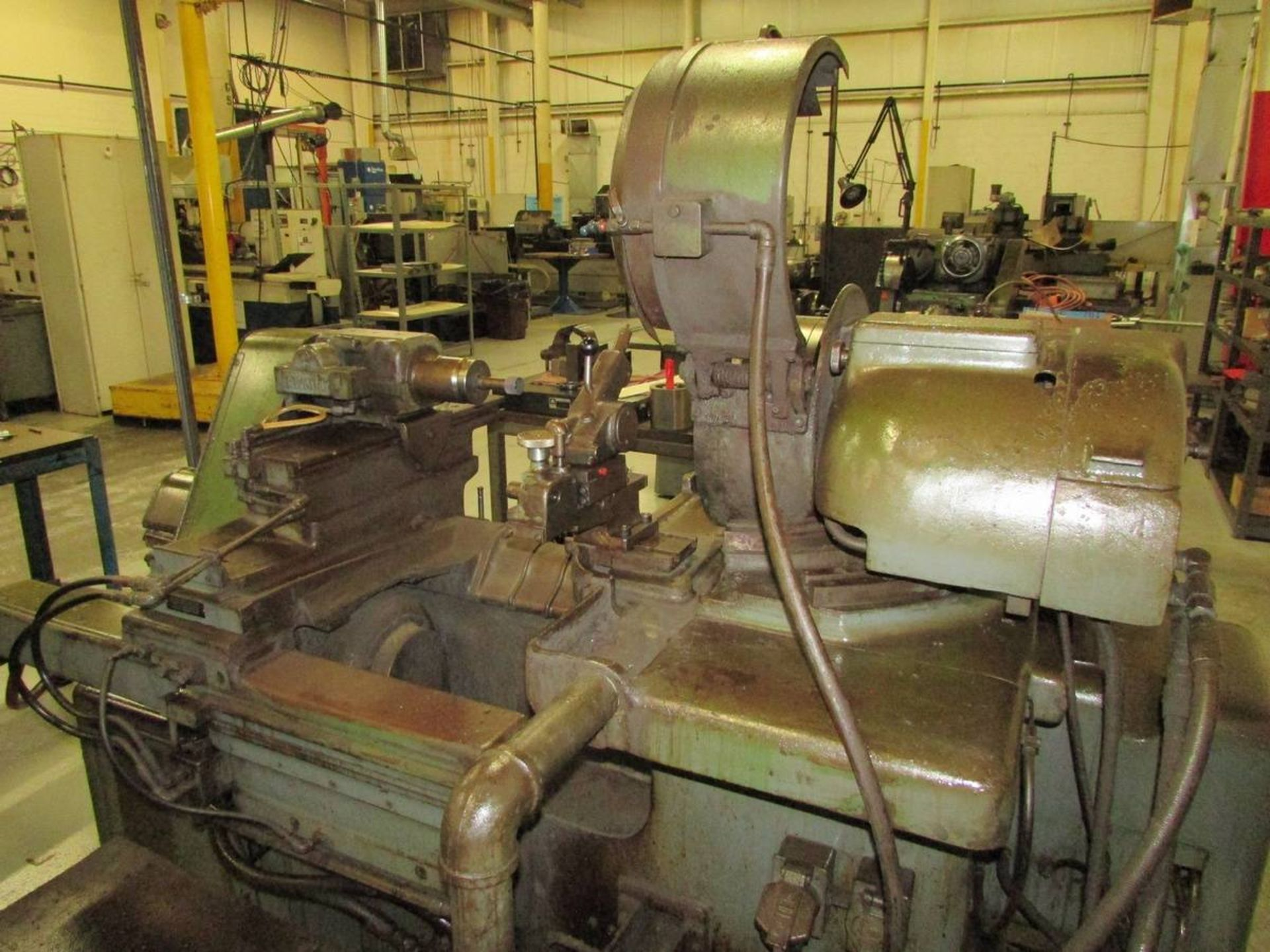 1981 Bryant 1116 ID Cylindrical Grinder - Image 16 of 20
