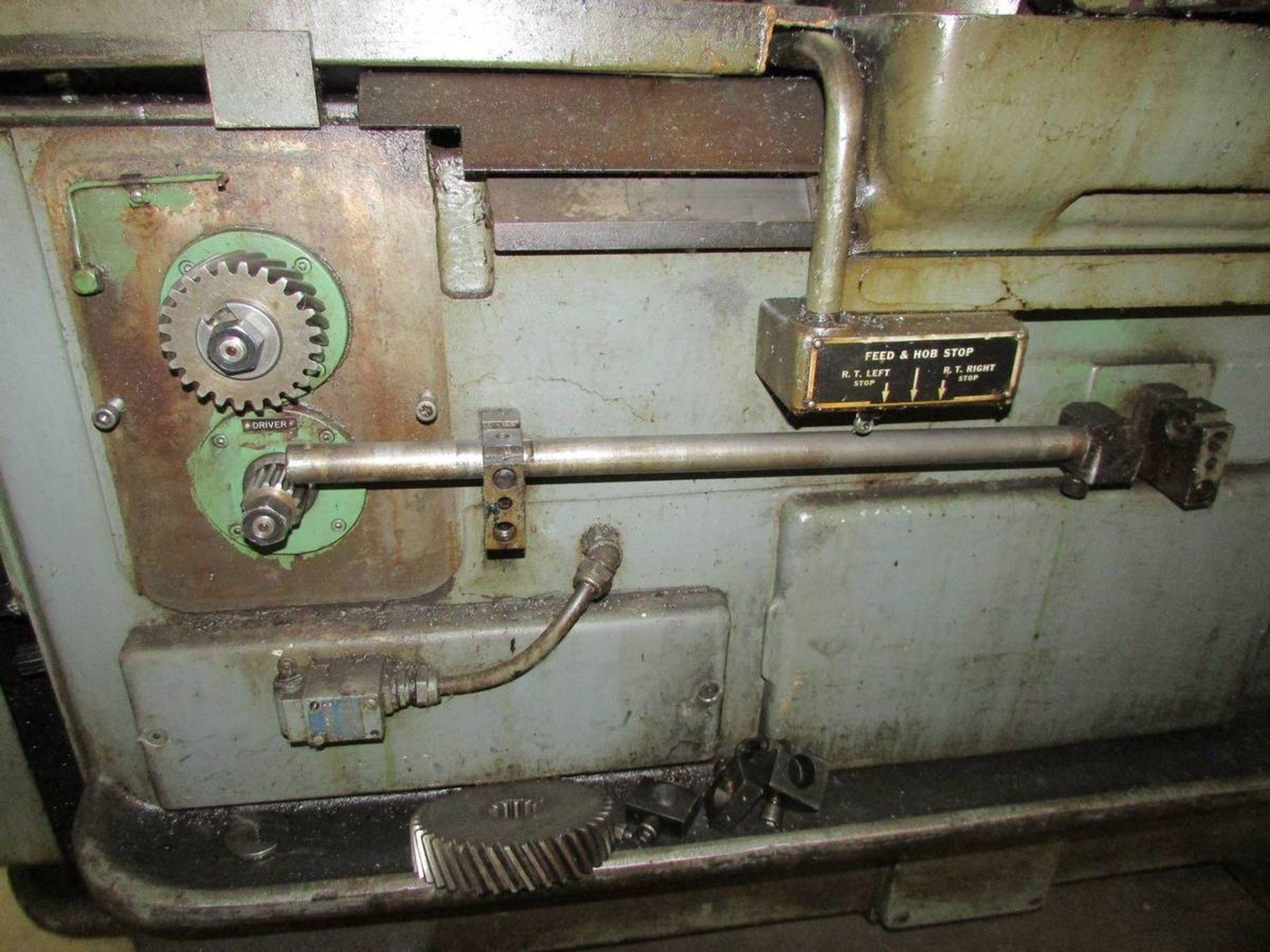 Barber Colman 16-16 Gear Hobbing Machine - Image 7 of 24