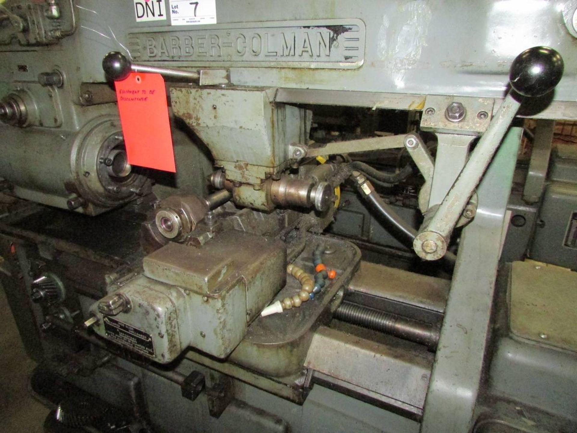 Barber Colman 16-16 Gear Hobbing Machine - Image 12 of 24