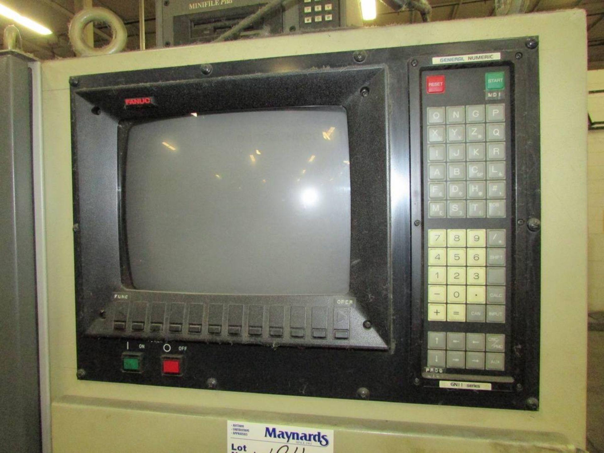 Moore G-18 Vertical CNC Jig Grinder - Image 20 of 28