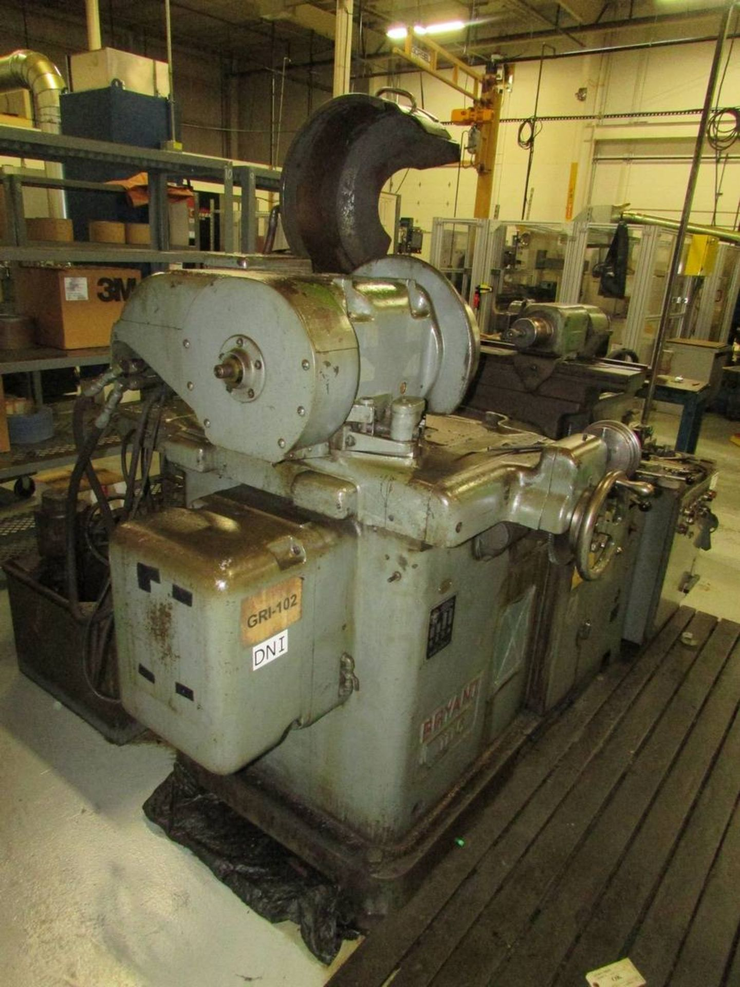 1981 Bryant 1116 ID Cylindrical Grinder - Image 13 of 20