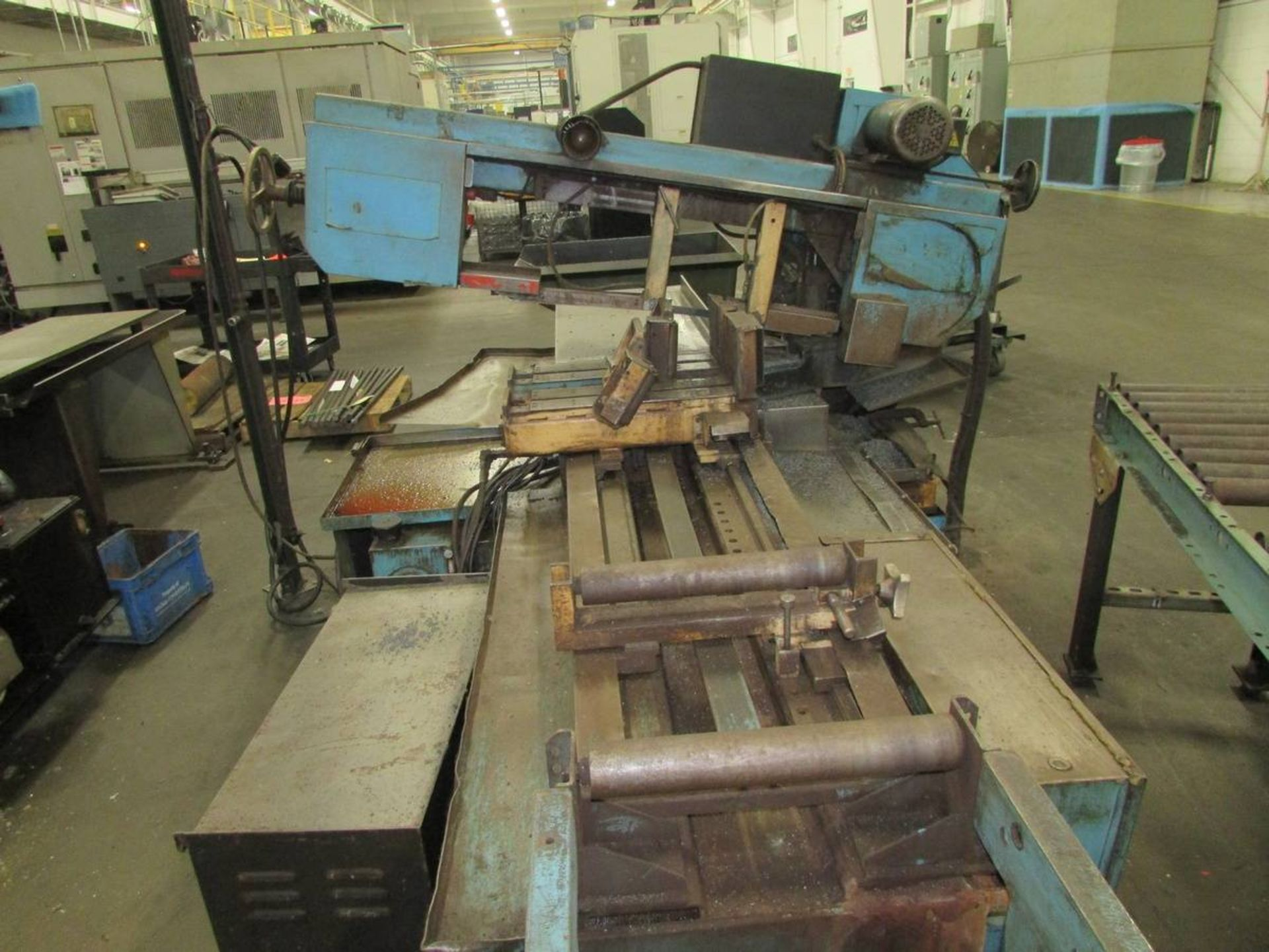 DoAll C-916SA Automatic Horizontal Bandsaw - Image 11 of 14