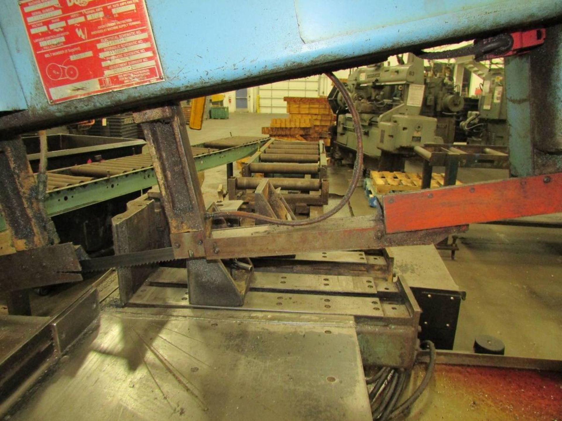 DoAll C-916SA Automatic Horizontal Bandsaw - Image 7 of 14