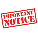 Removal Restrictions - Please Read