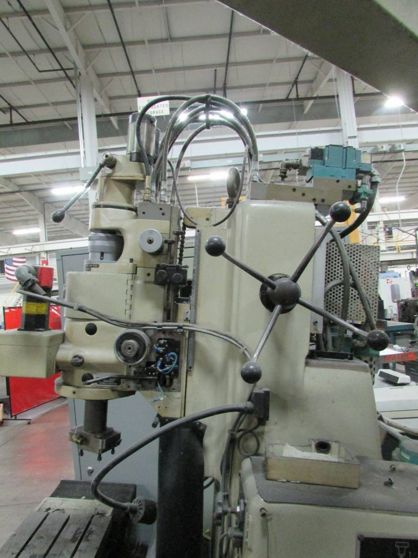 Moore G-18 Vertical CNC Jig Grinder - Image 14 of 28