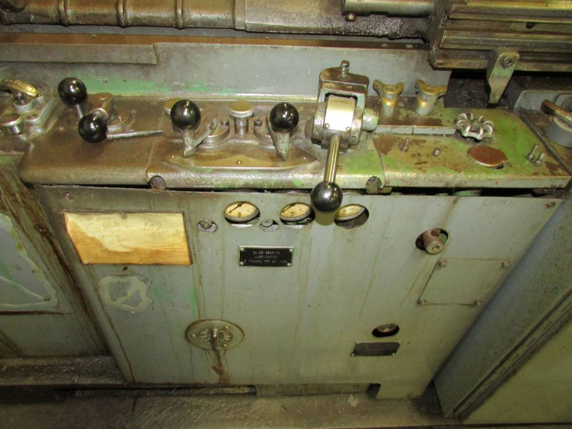 1981 Bryant 1116 ID Cylindrical Grinder - Image 8 of 20
