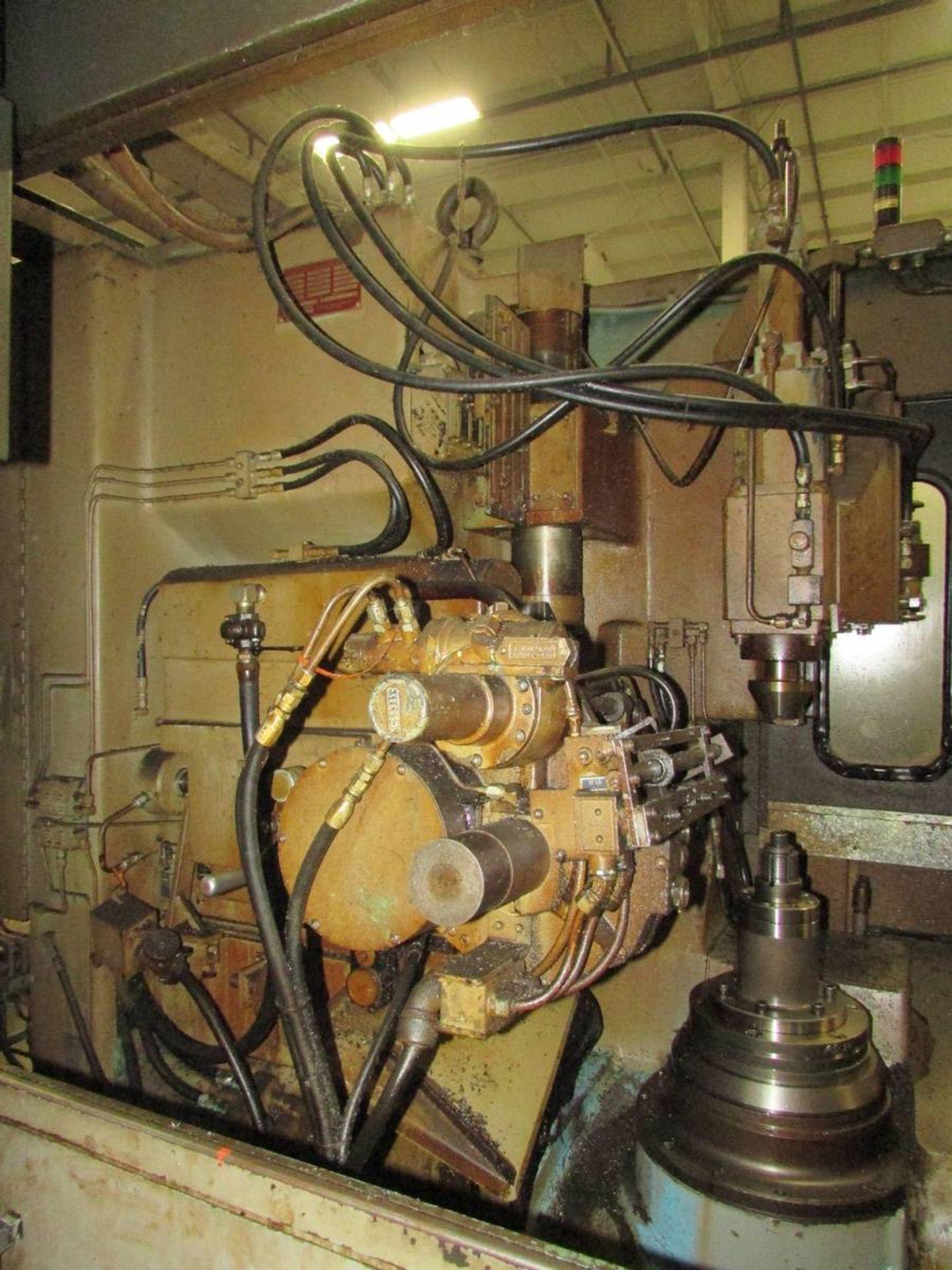 Cleveland/ Waterbury Farrel CR300-612-002 Universal CNC Gear Hobbing Machine - Image 6 of 19