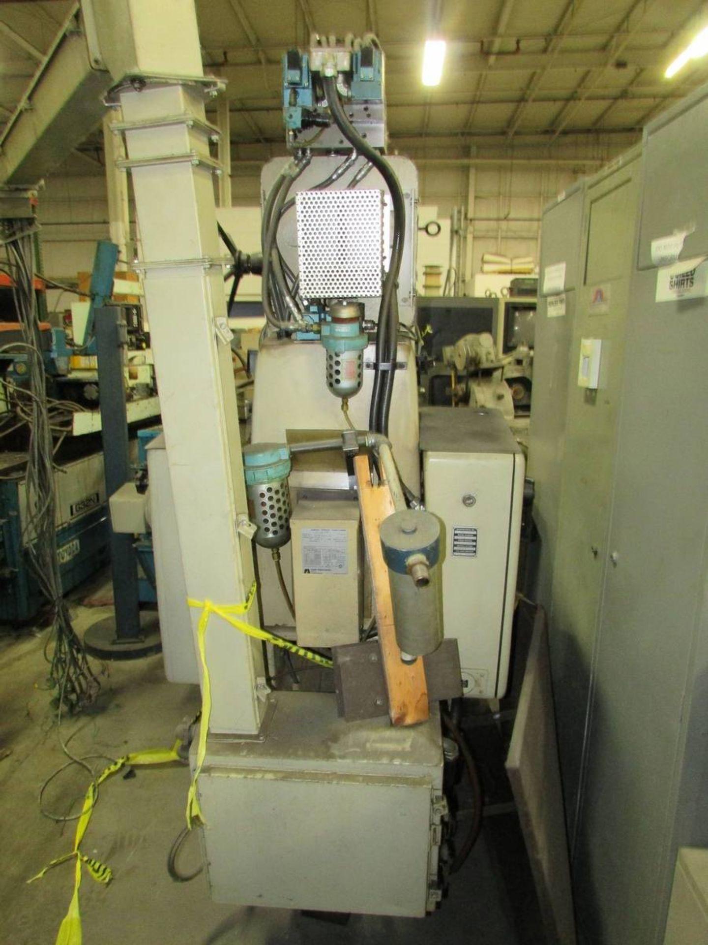 Moore G-18 Vertical CNC Jig Grinder - Image 16 of 28
