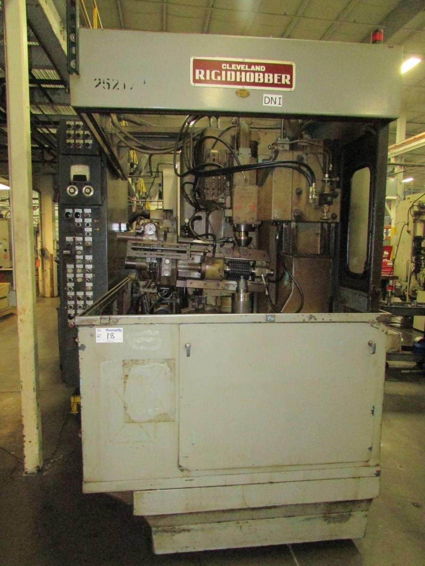Cleveland/ Waterbury Farrel CR300-612-002 Universal CNC Gear Hobbing Machine - Image 2 of 19