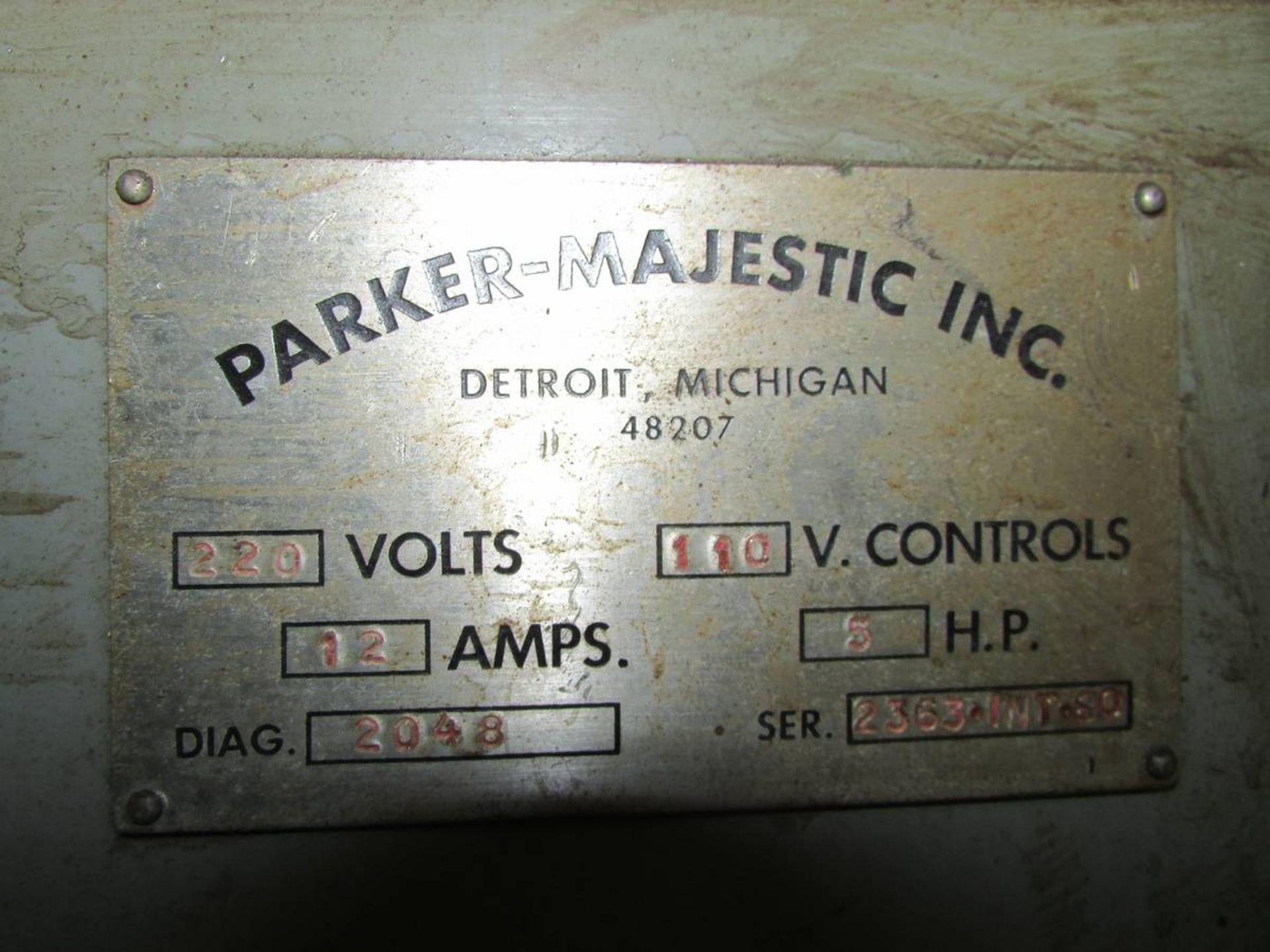Parker Majestic No. 1 Internal ID Cylindrical Grinder - Image 18 of 18