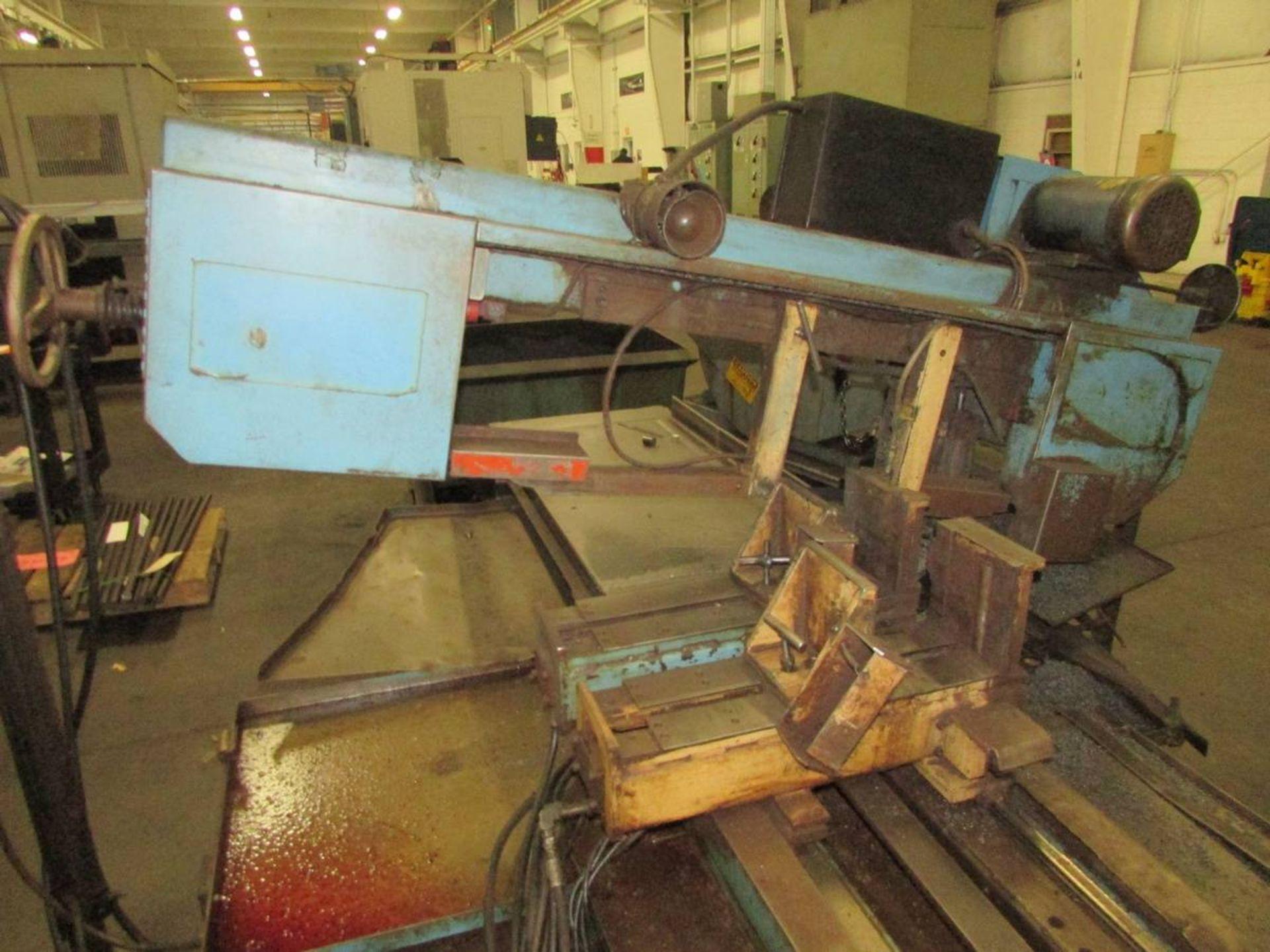 DoAll C-916SA Automatic Horizontal Bandsaw - Image 9 of 14