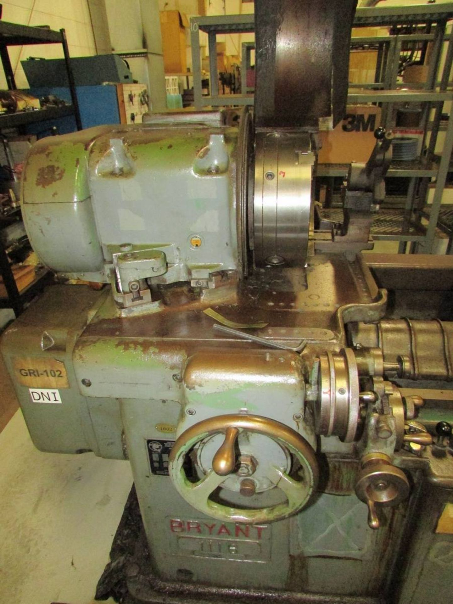 1981 Bryant 1116 ID Cylindrical Grinder - Image 7 of 20