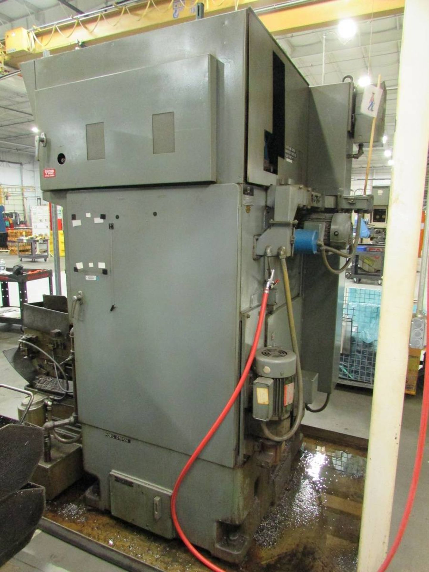 Barber Colman 18-04 Vertical Gear Shaping Machine - Image 14 of 19