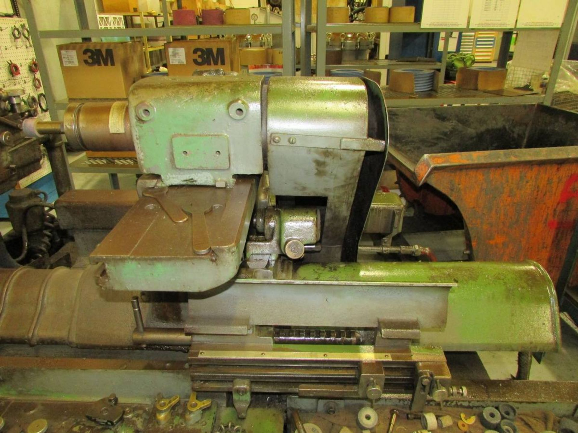 1981 Bryant 1116 ID Cylindrical Grinder - Image 11 of 20