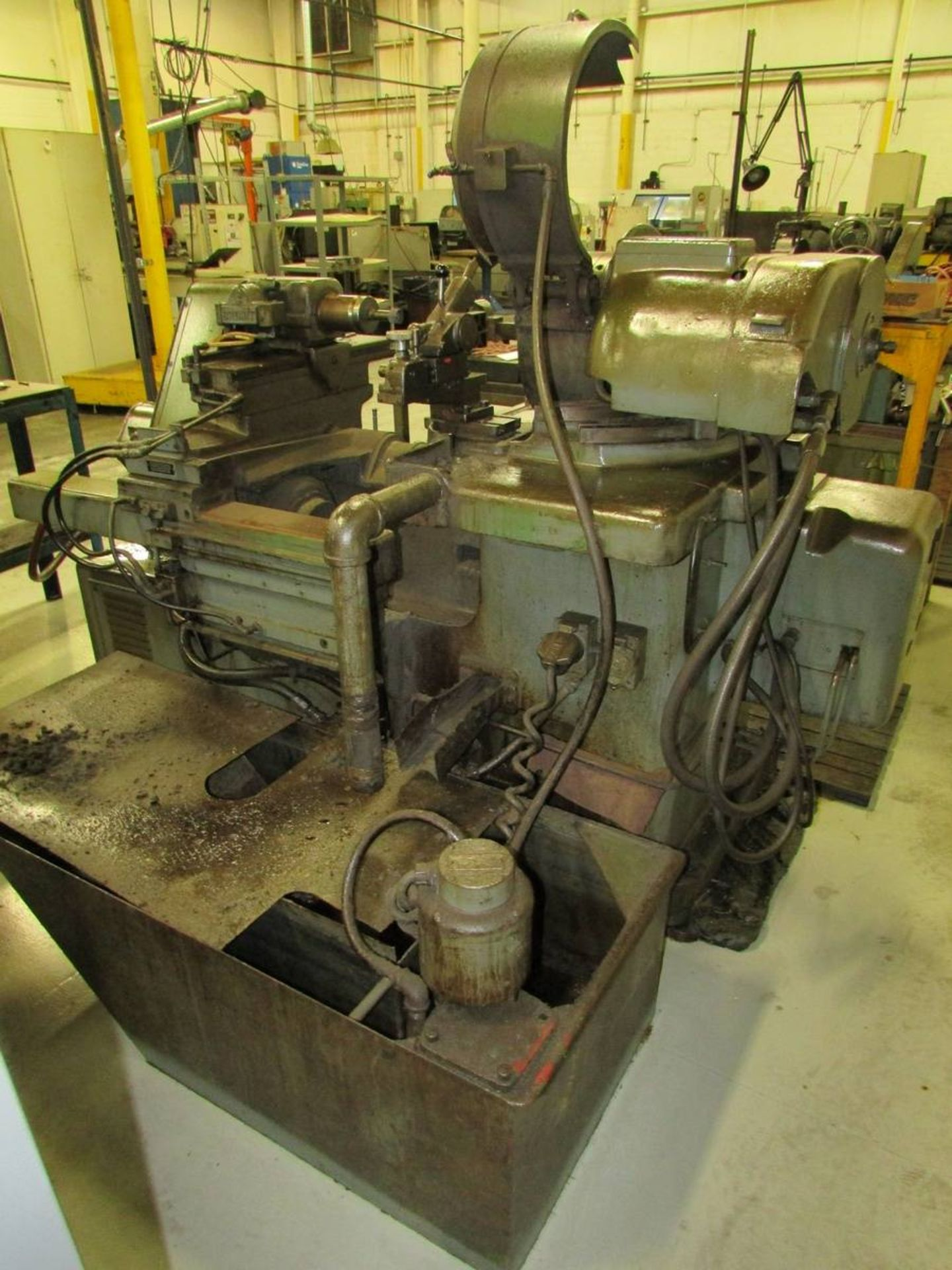 1981 Bryant 1116 ID Cylindrical Grinder - Image 15 of 20