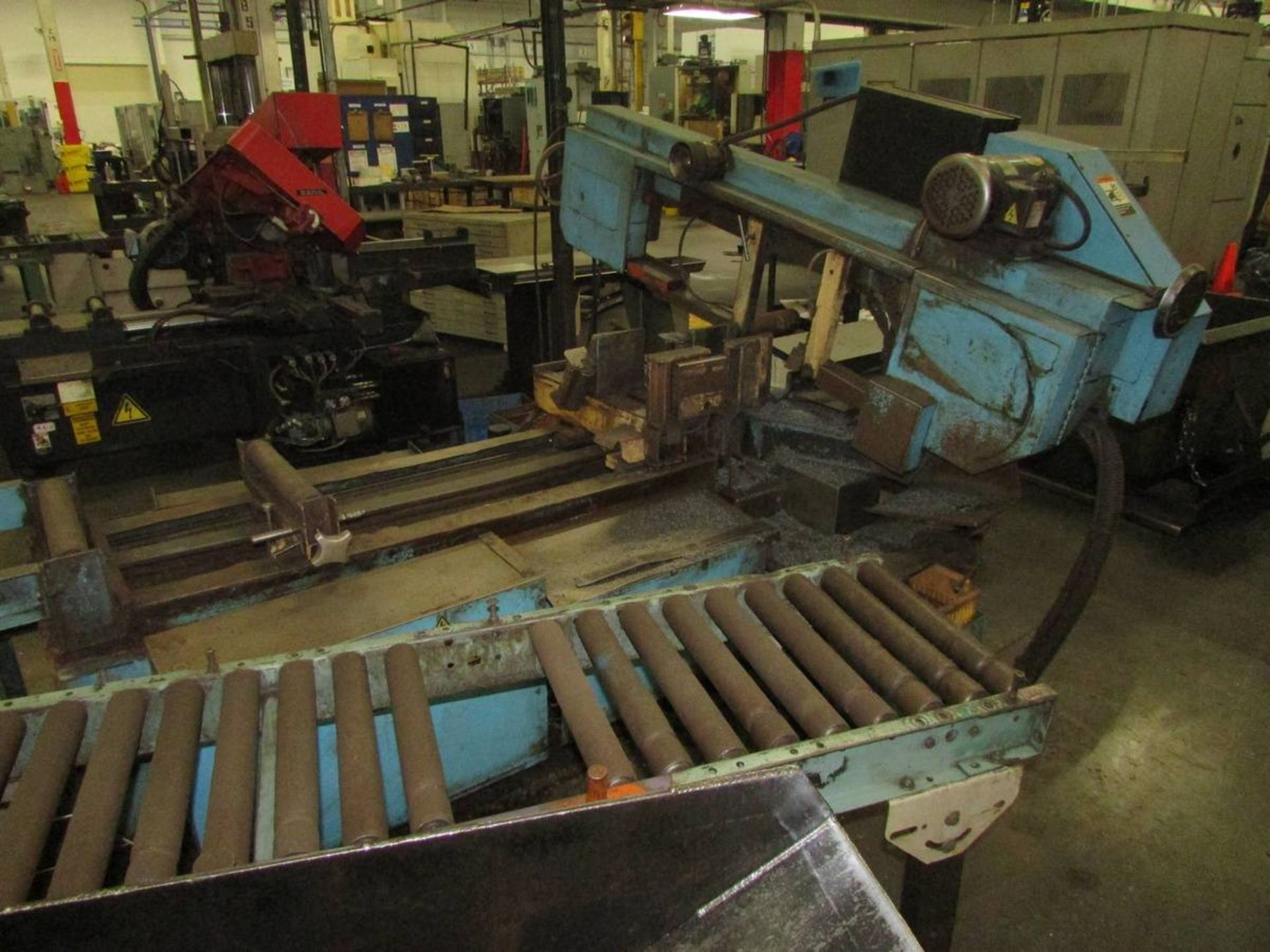 DoAll C-916SA Automatic Horizontal Bandsaw - Image 13 of 14