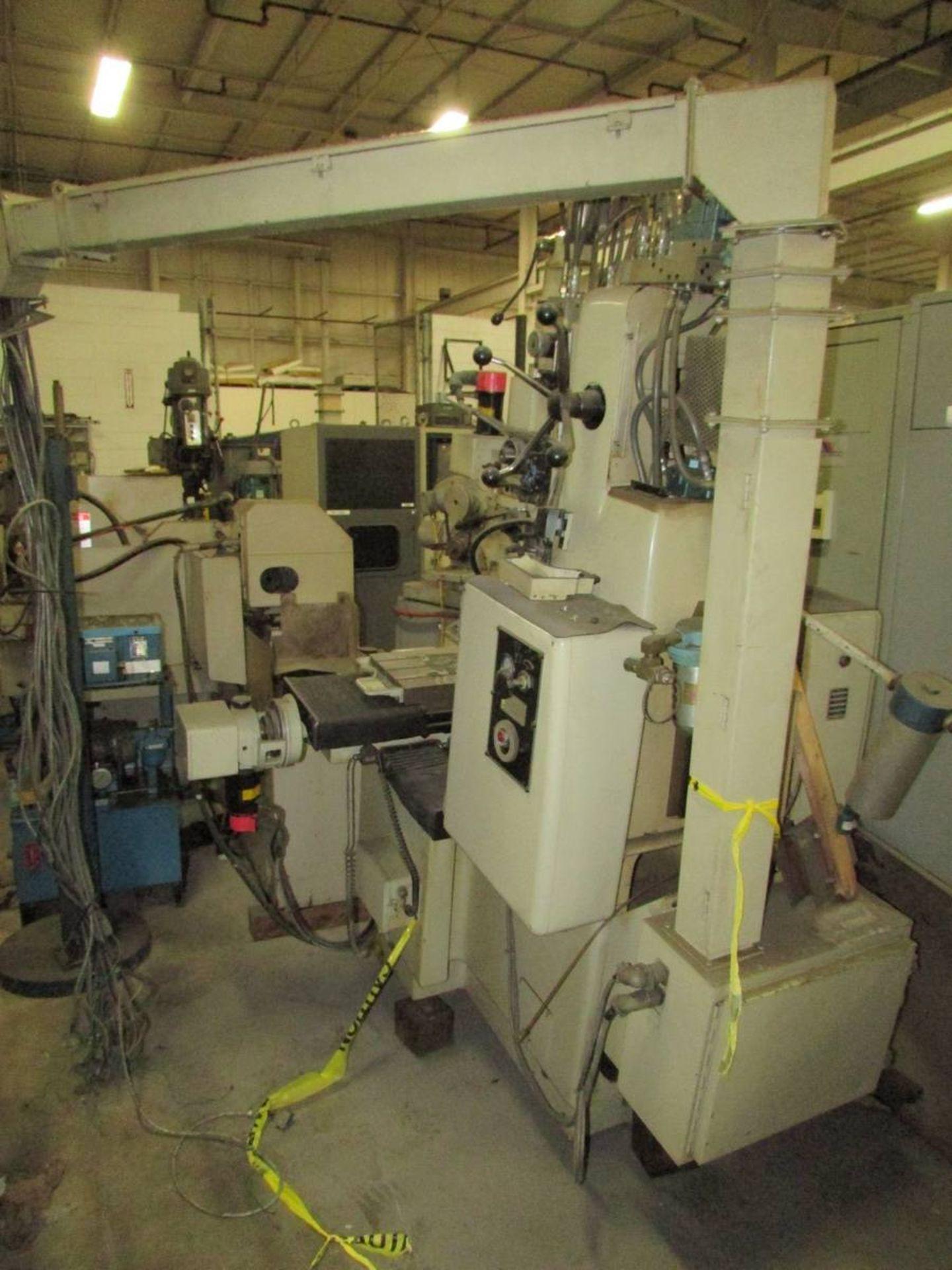 Moore G-18 Vertical CNC Jig Grinder - Image 15 of 28