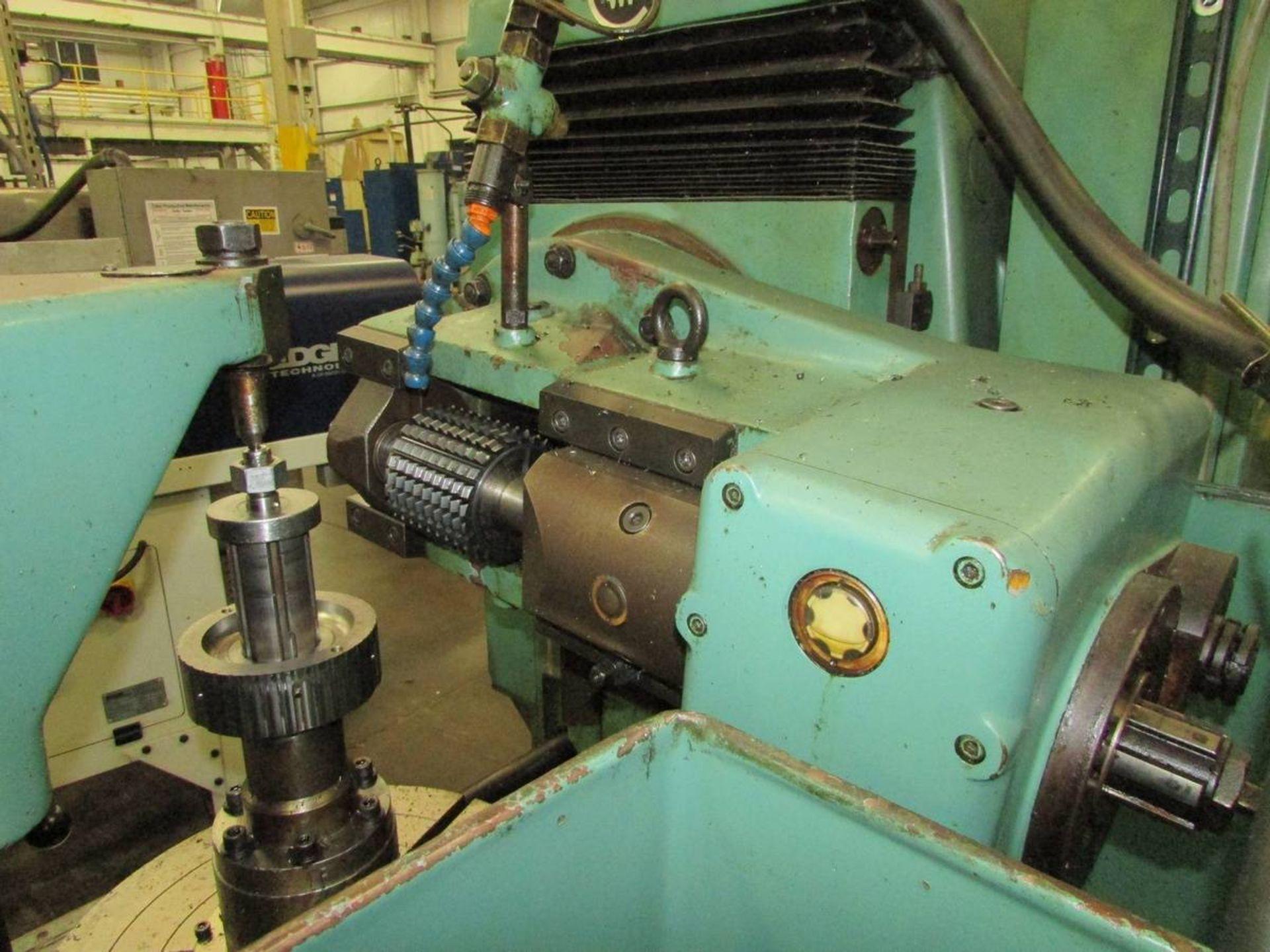 1984 Lansing GH20 Universal Gear Hobbing Machine - Image 13 of 16