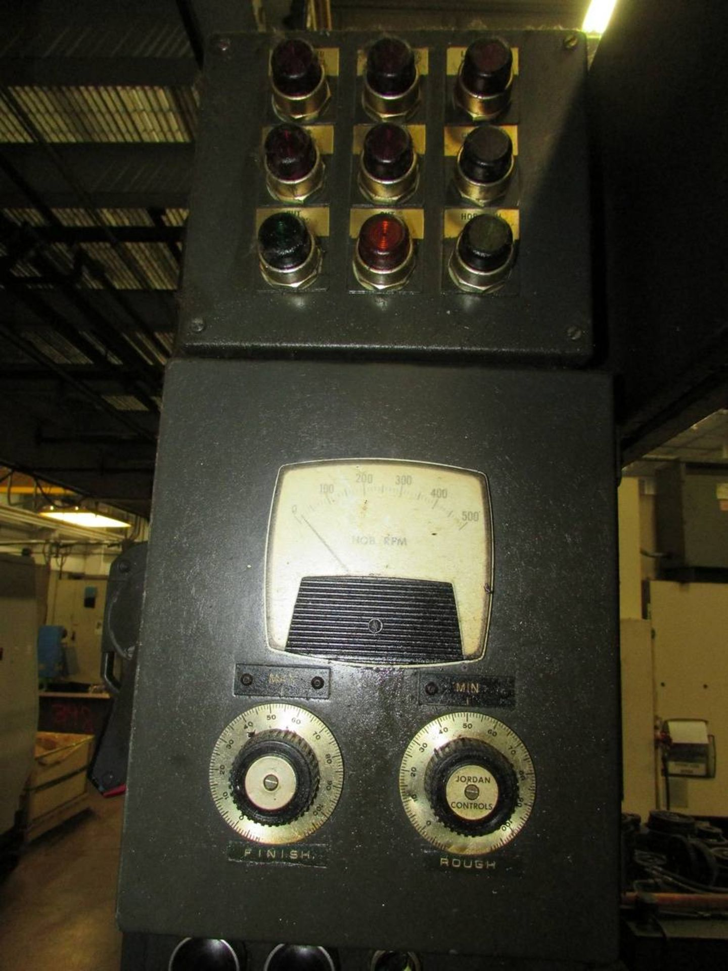 Cleveland/ Waterbury Farrel CR300-612-002 Universal CNC Gear Hobbing Machine - Image 7 of 19