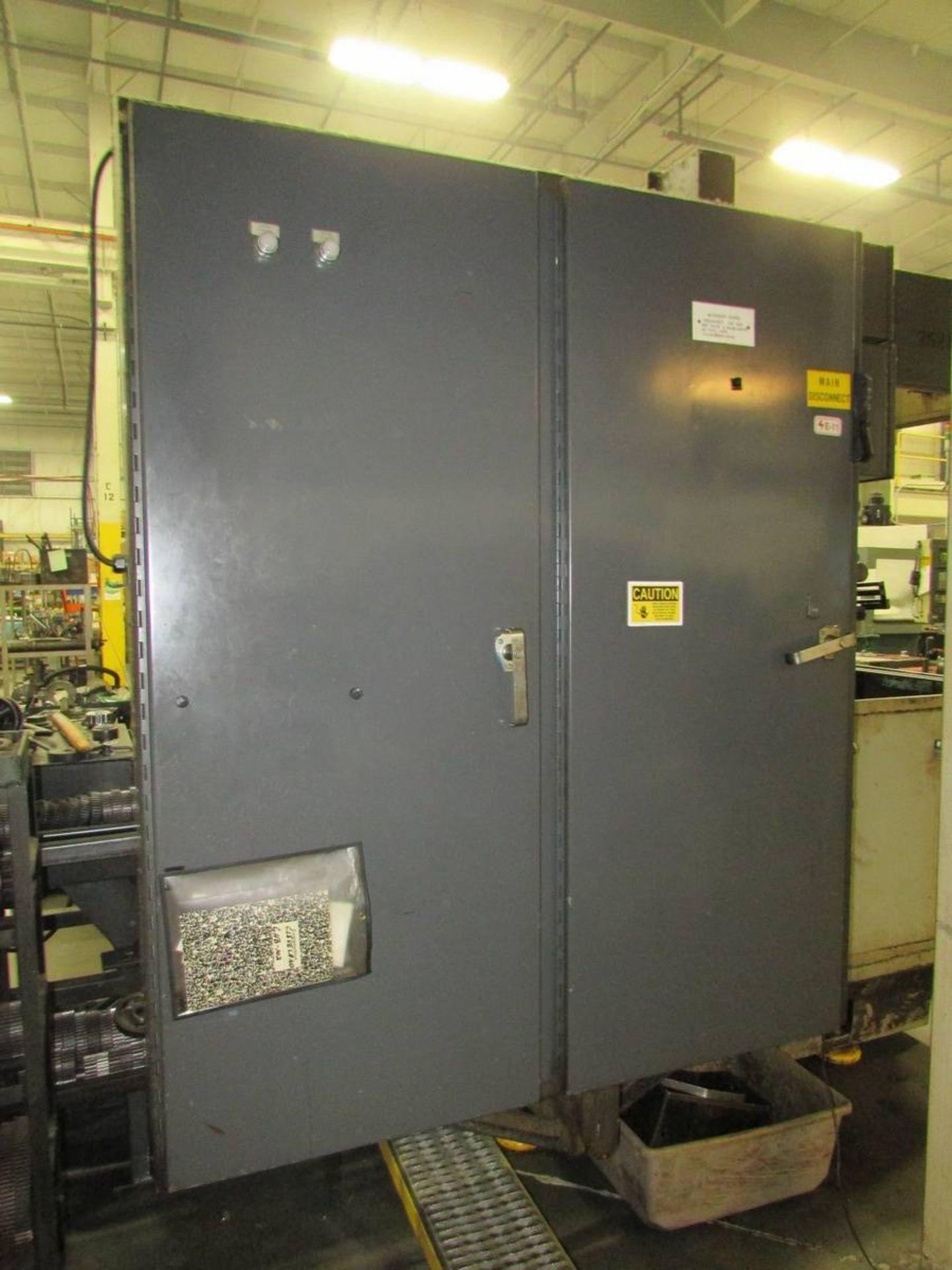 Cleveland/ Waterbury Farrel CR300-612-002 Universal CNC Gear Hobbing Machine - Image 16 of 19